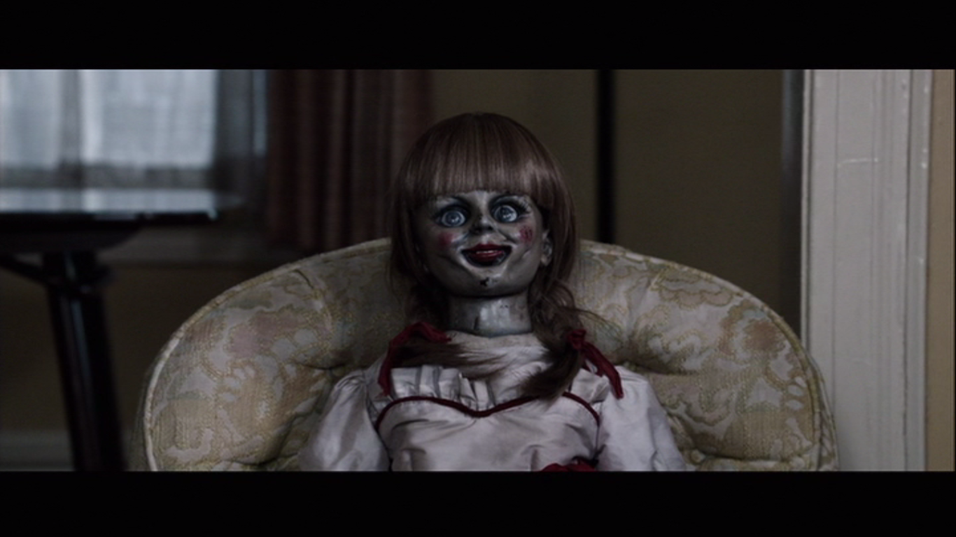 Annabelle 2014 And Awful Art The Shifting Taste Of Mia As A Conduit For Haunting By Annabelle Part One Rmarts